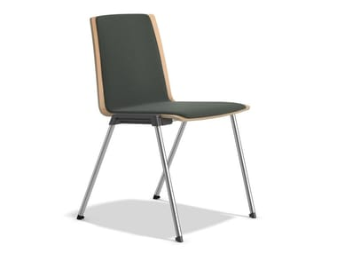 Stackable chair with linking device CALIBER 2892/00