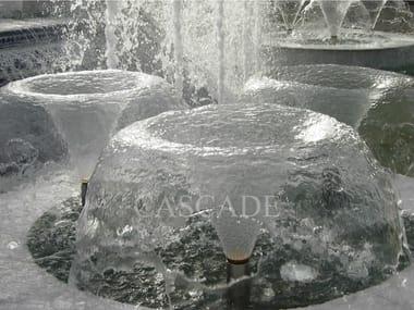 Fountain nozzle CALICE