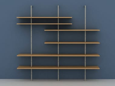 Sectional bookcase CAMALEO | Bookcase