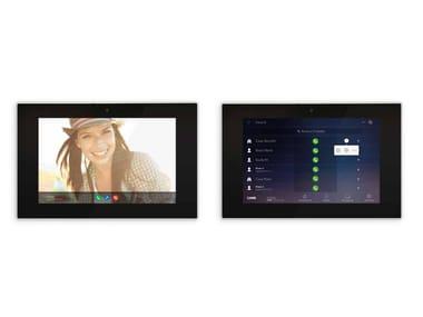 Videoporteros y sistemas multimedia