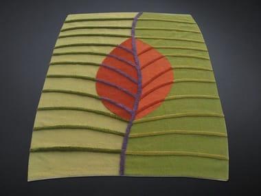 Handmade fabric rug CAMELIA