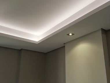 MDF Linear lighting profile CANALETTO CLASSICO