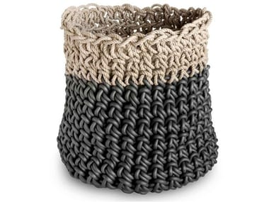 Hemp and neoprene basket CANAPA HC25