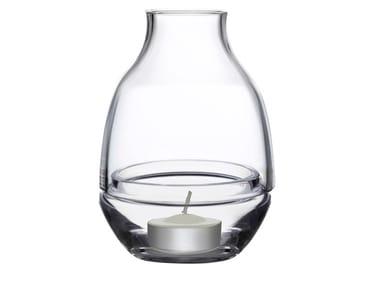 Crystal candle holder EDEN | Candle holder