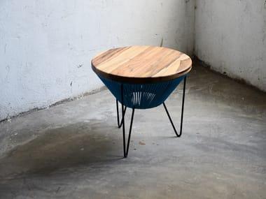 Tavolino rotondo CANGREJO