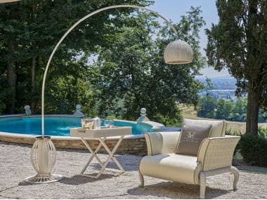 Iron Floor lamp CANOPO | Floor lamp