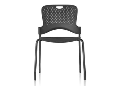 Stackable Nylon® chair CAPER   Chair