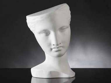 Ceramic sculpture PSICHE CAPUA | Sculpture