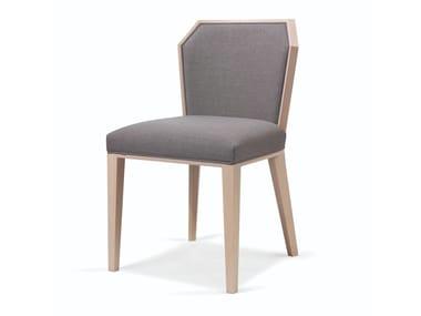 Cadeira estofada de tecido CARPIEN