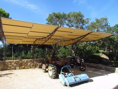 Wrought iron Carport Carport 2