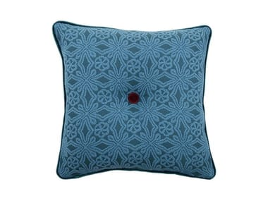 Square fabric cushion CARRÉ