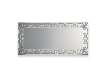 Rectangular framed mirror CASANOVA | Rectangular mirror