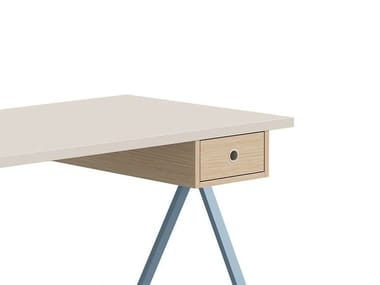 Desk accessory Shaped sliding desk