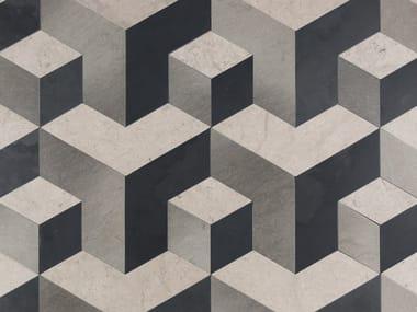 Indoor slate wall/floor tiles CASTLE