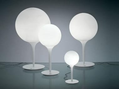 Blown glass table lamp CASTORE | Table lamp