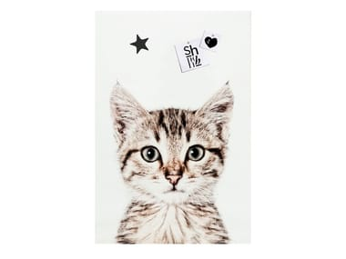 Magnetic poster CAT