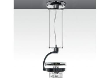 LED swivel die cast aluminium pendant lamp CATA TIR | Pendant lamp