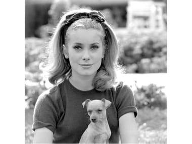 Stampa fotografica CATHERINE DENEUVE NEL 1962