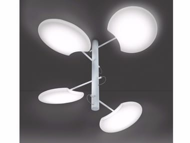 LED ceiling lamp SUPERMOON | Ceiling lamp