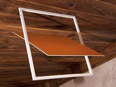 LED adjustable ceiling lamp TURN | Ceiling lamp