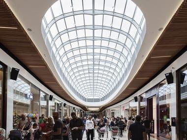 Gypsum fiber ceiling panels Ceiling panels