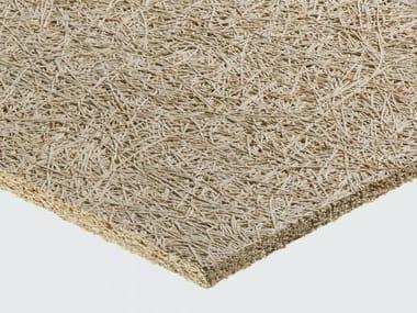 Pannello termoacustico in lana di legno mineralizzata CELENIT ABE/A2