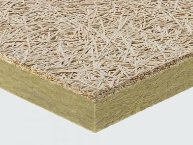 Cement-bonded wood fiber ceiling tiles CELENIT L2AB15
