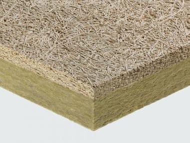 Cement-bonded wood fiber ceiling tiles CELENIT L2ABE25/A2