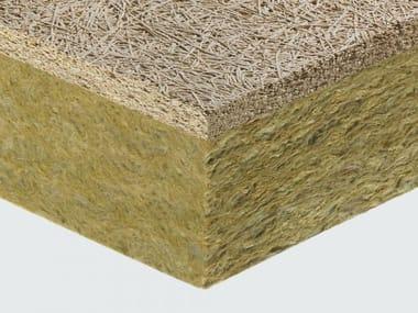 Cement-bonded wood fiber ceiling tiles CELENIT L2ABE25C/A2
