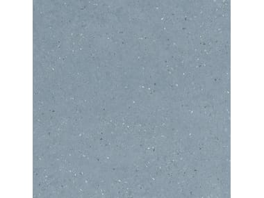 Pavimento/rivestimento in gres porcellanato CEMENTINE_COCCI AZZURRO