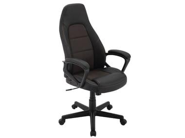 Height-adjustable swivel executive chair CH-187435 | Executive chair