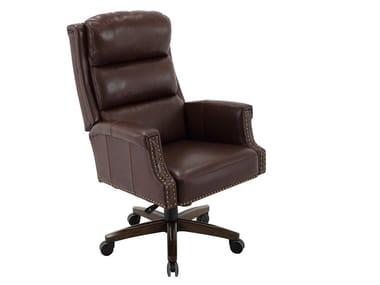 Height-adjustable swivel executive chair CH-197100X000 | Executive chair