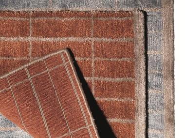 Bamboo fibre rug CHADO