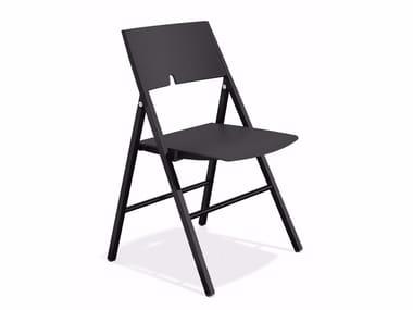 Klappbarer Stuhl aus Kunststoff AXA 1025/01