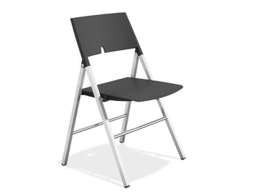 Klappbarer Stuhl aus Kunststoff AXA 1025/05