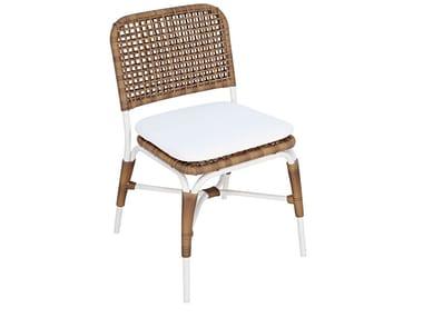 Synthetic fibre garden chair SIAK | Chair
