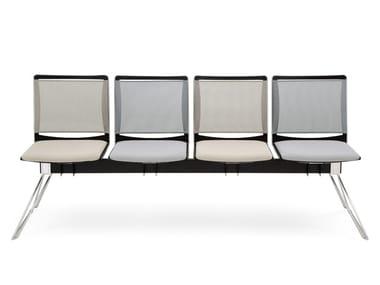 Freestanding beam seating S'MESH SOFT | Beam seating