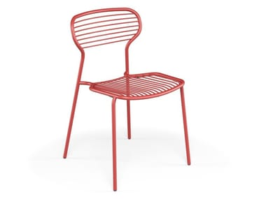 Gartenstuhl aus Stahl APERO | Stuhl