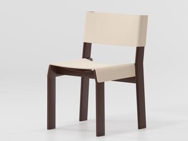 Sedia in tessuto BAND | Sedia
