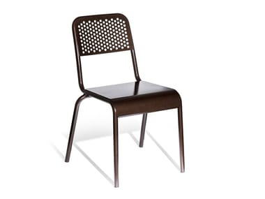 Aluminium garden chair NIZZA | Chair