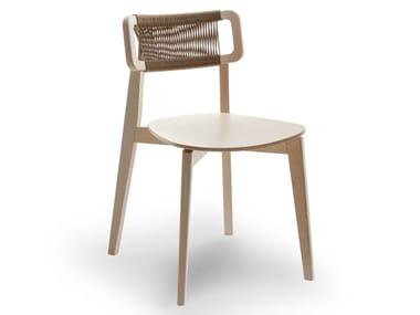 Stackable chair ARIANNA | Chair