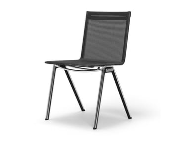 Stackable chair BLAQ | Chair