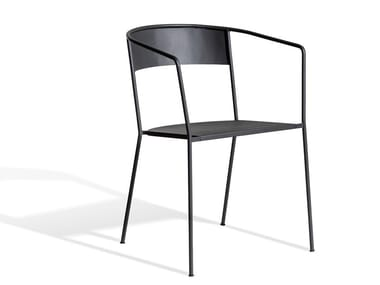 Chair with armrests ARHOLMA | Chair