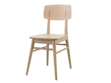 Wooden restaurant chair COUNTRY | Chair