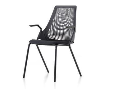 Chair with armrests SAYL | Chair with armrests