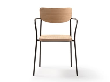 Chair with armrests AMANDA | Chair with armrests