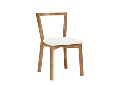 Wooden chair CEE | Chair