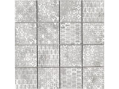 Mosaico in ceramica CHALK | Mosaico Texture Grey
