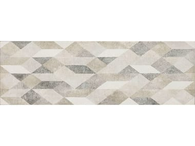 Rivestimento in ceramica a pasta bianca CHALK | Origami Butter