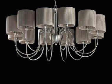 Lampadario a LED a luce indiretta CAMILLA | Lampadario